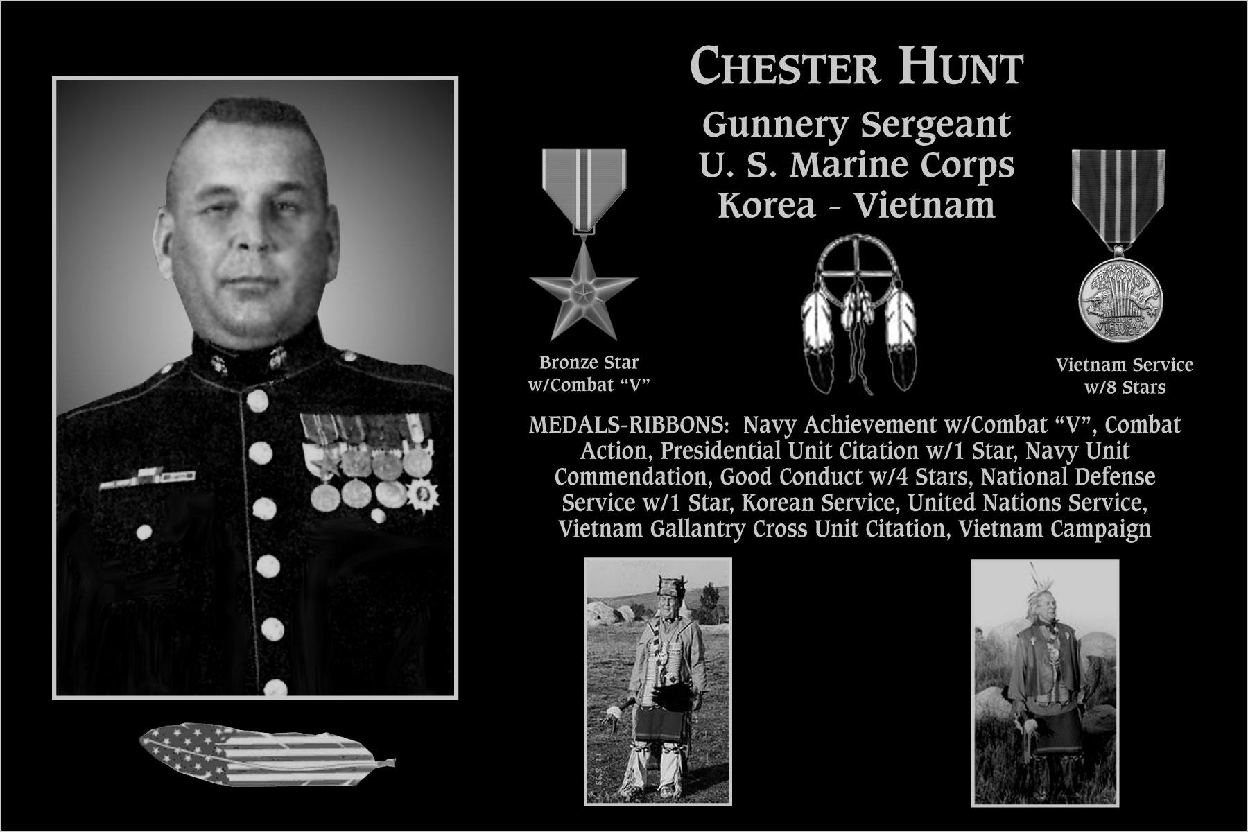 Chester hunt