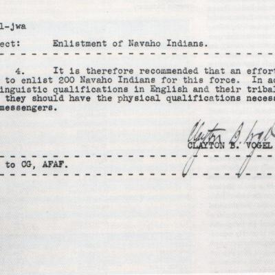 Navaho enlistment letter page02