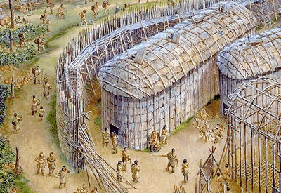 Indian stockade