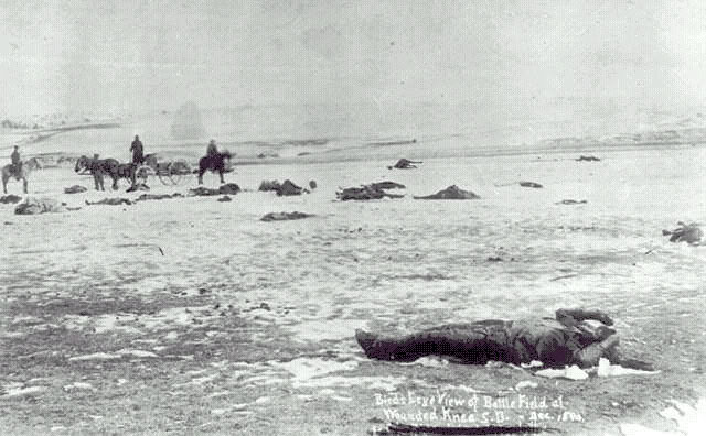 Wounded knee 1
